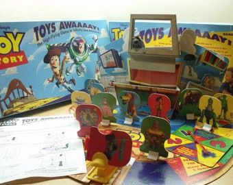 Toy Story - Toys Awaaaay Board Game