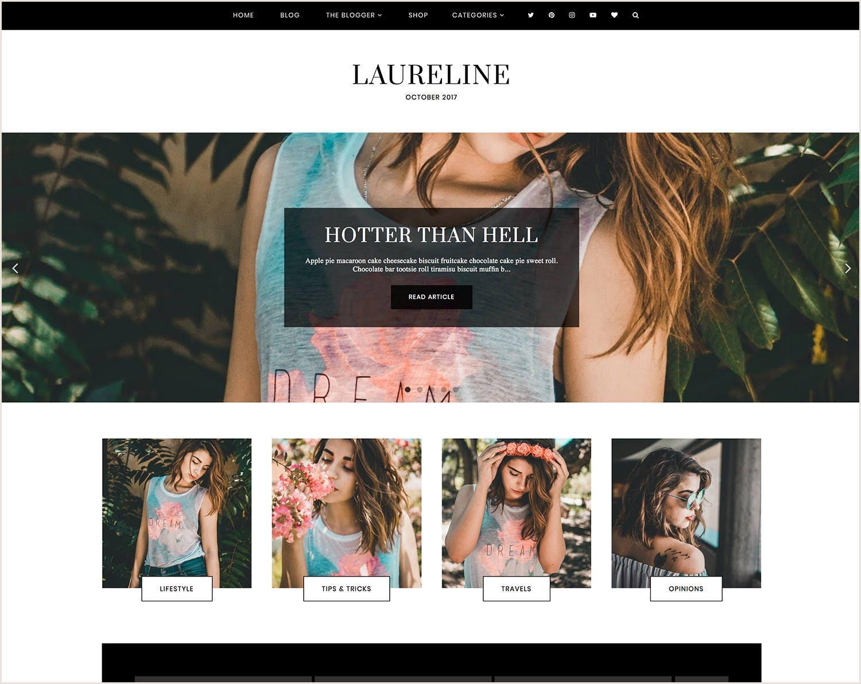 Schön Blogger Store Vorlage Fotos - Beispiel Business Lebenslauf ...