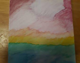 Rose Ocean