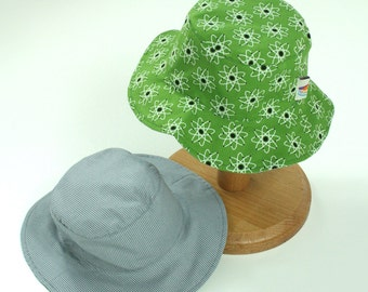 Reversible Atomic Hat