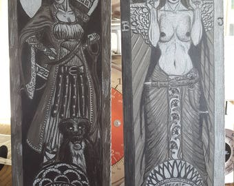 Artemis & Hecate set