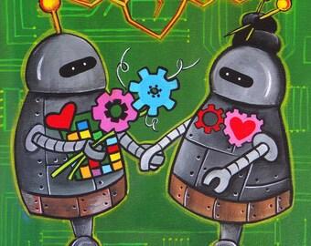Robo Luv by Melody Smith