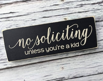 Reserved for mayumigrace No Soliciting do not disturb | front door sign | no soliciting sign | do not distrub | no strangers | Style# NS19