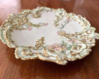 Porcelain Cabinet Plate
