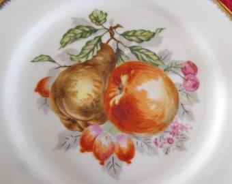 Japanese Ornamental Fruit Plate