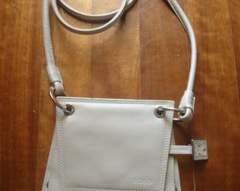 TOUS Beige Leather Cross Body