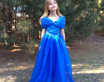 Cinderella Dress for Girls