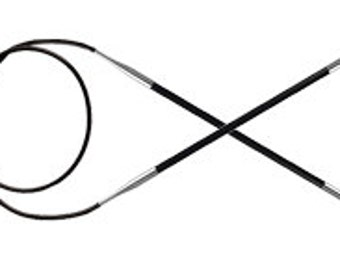 KnitPro (Knitters Pride) Karbonz Fixed Circular Needles