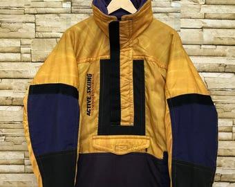 Vintage Destence active skiing snowadvanture jacket