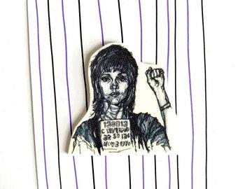 Jane Fonda Badge