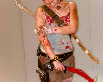 Tomb Raider Reborn Set of Vest Tops in 4 Variations