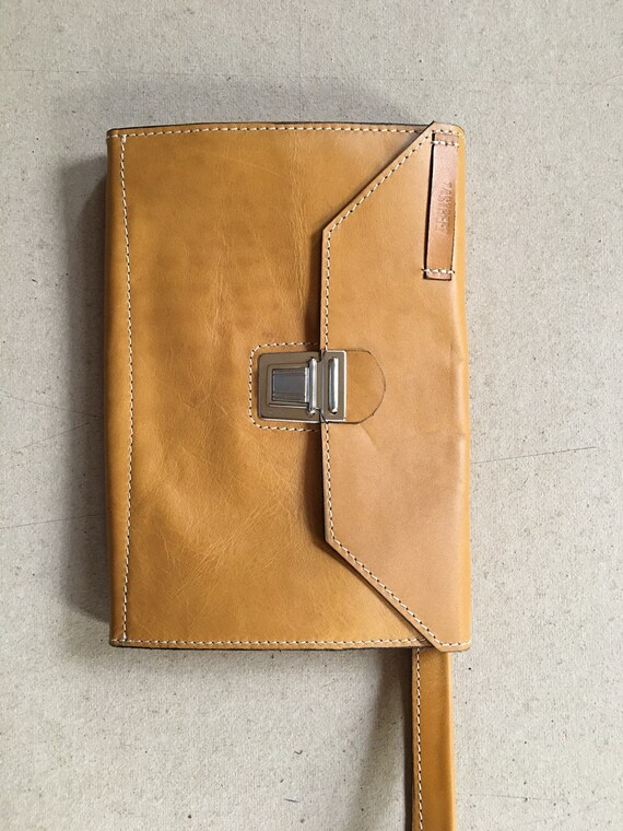 Leather woman wallet, Organiser wallet, leather organiser