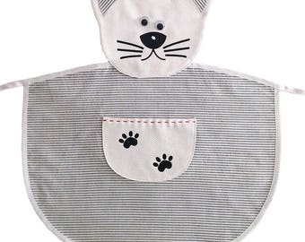 Kid of cat apron - TRALALA collection