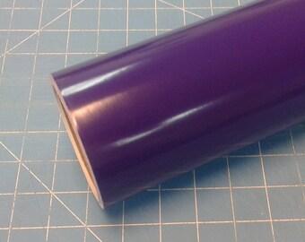 "Purple Oracal 651 12"" x 5' (5 feet) Roll * Sign Vinyl * Decal Vinyl"