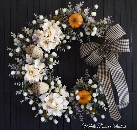 Autumn Beauty Wreath