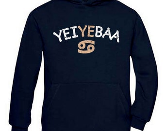 """Unisex ethnic Sweatshirt Yéíyébaa """"honor your Presence"""""""