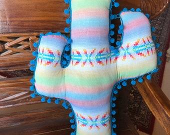Saguaro Pillow