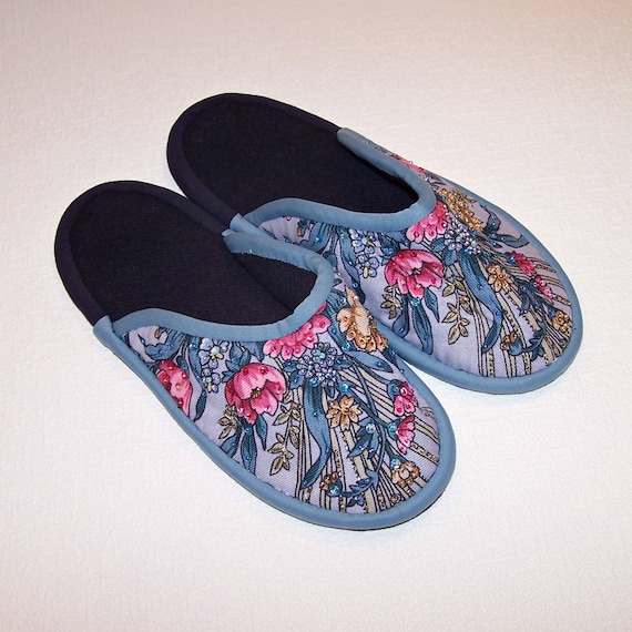 Mother's Gift Mules for Russian Our Shoes House Handmade Home Slippers Her Handstitched Slippers Slippers xPq4n6Af