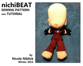 nichiBEAT eSewing Pattern and Tutorial