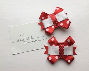 Christmas Clearance Hair Clips