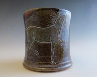 Park Type Ghost Horse Diner Mug