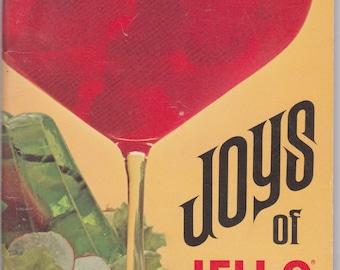 1960s Joys of Jello cookbook