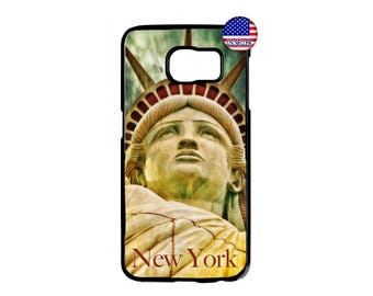 New York City Manhattan Hard Rubber TPU Case Cover For Samsung Galaxy S8 S7 S6 Edge Plus S5 S4 S3 NOTE 5 4 3 2 iPod Touch 4 5 6