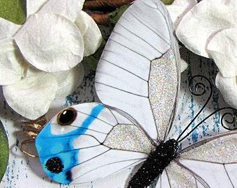 Butterfly Embellishments Aquarius