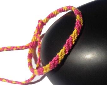 """Friendship Bracelet model """"M1"""", unisex"""