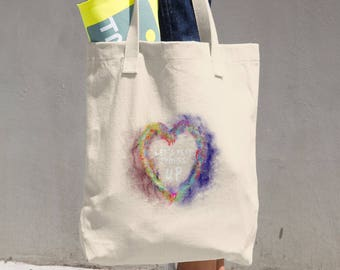 Let's Heat Things Up Cotton Tote Bag
