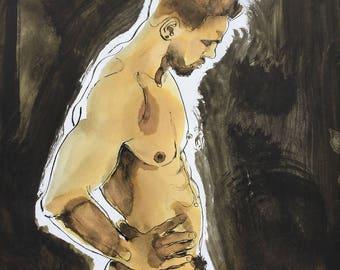 Man Hunk by Richard Vyse
