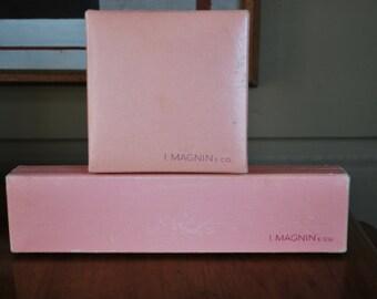 Famous I Magnin Jewel Boxes