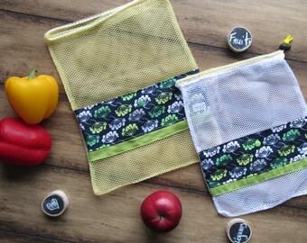 Bag fruits and vegetables