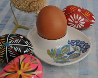 Figgjo Flint Egg Cup designed by Turi Gramstad 1960s