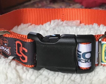 Oregon Platypus Dog Collar