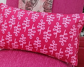 Pink Hedge Scatter Cushion