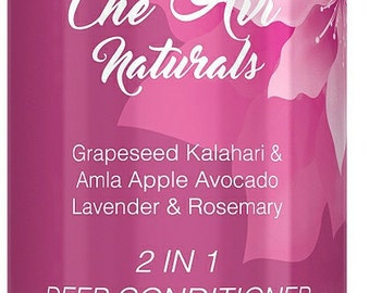 2 In 1 Leave-In Deep Conditioner
