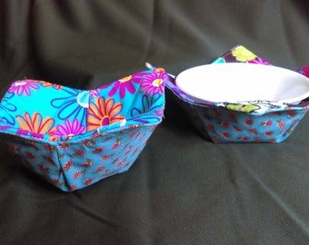 Bowl Cozies, Set of Two