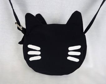 Itty Bitty Kitty Purse