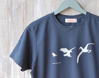 Birdie Eagle Albatross T-shirt - Golf Shirt - Dad Gift - Fathers Day Gift - Sports Shirt - Gift for Husband - Golfing Shirt - Golf T-shirt
