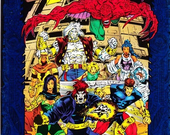 Vintage Comic Book, X-Men 2099, Vol 1 No 1,October 1993, Marvel Comics