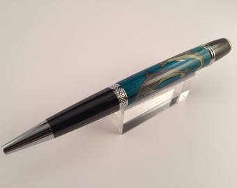 Dolphin Inlay Parker Style Pen