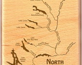 NORTH PATAGONIA RIVER Map...