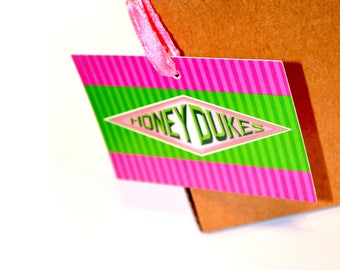 Honeydukes gift tags (Pack of 5)