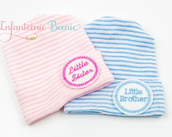 BABY GIRL HAT, newborn hospital hat, newborn girl hat, infant girl hat, hospital newborn hat, newborn hat, baby boy hat, baby boy, newborn