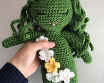 Crochet Mother Earth Doll