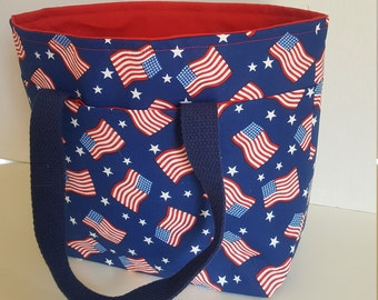 Love the Flag 2GoTote / Tote Bag