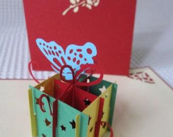 3D Birthday Card/Birthday Card/Pop Up Card/Birthday Present (18)