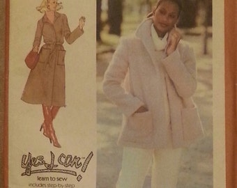 Vintage sewing pattern Simplicity 8745