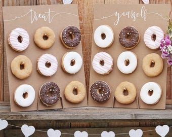 Donut stand Etsy